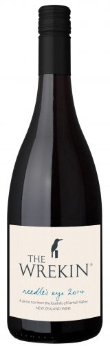The Wrekin Vineyard - Needle's Eye Pinot Noir 2014